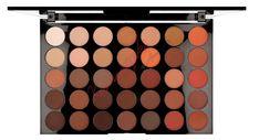 Makeup Revolution Pro HD Amplified 35 Palette Paleta Cieni Do Powiek Inspiration