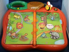 VTech  Touch  Teach Busy Books * Continue to the product at the image link.Note:It is affiliate link to Amazon.