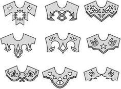 patterns for sewing a native american yoke dress - Google Search