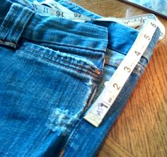 A Maternity DIY Jean! Finally!  Custom whichever jean you want <3 #mamanjoliematernity #save$ #DIY  Measurements 1
