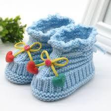 sapatinho de bebe em trico ile ilgili görsel sonucu