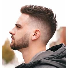 Short Fade Haircut – Best Men's Hairstyles: Cool Haircuts For Men. Most Popular … Short Fade Haircut – Best Men's Hairstyles: Cool Haircuts For Men. Most Popular Short, Medium and Long Hairstyles For Guys Mens Hairstyles Fade, Cool Hairstyles For Men, Cool Mens Haircuts, Undercut Hairstyles, Popular Haircuts, Short Guy Haircuts, Pompadour Hairstyle For Men, Men Hairstyle Short, Faux Hawk Hairstyles