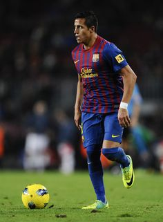~ Alexis Sanchez on FC Barcelona ~
