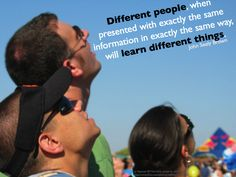 Different people learn different things   Flickr - Photo Sharing!