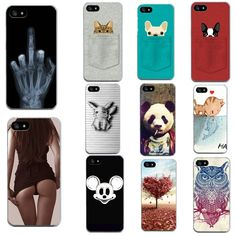 Cases For Apple Iphone 7 7 Plus 6 6S 5 5S SE 4 4S Soft Animal Thin Phone Bags For Apple Iphone 7 7 Plus 6 6S 5 5S SE 4 4S Cases #clothing,#shoes,#jewelry,#women,#men,#hats,#watches,#belts,#fashion,#style