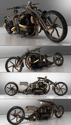 Steamcycle
