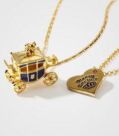 9131b68e8b08 Cinderella s Carriage necklace. Love me some Disney Princesses. Disney  Style