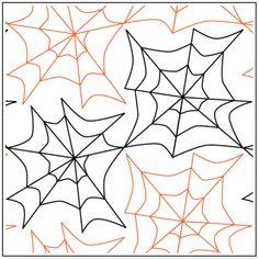 by DonnasLavenderNest Quilting Stencils, Longarm Quilting, Free Motion Quilting, Hand Quilting, Halloween Quilts, Halloween Quilt Patterns, Quilting Stitch Patterns, Quilt Stitching, Quilt Block Patterns