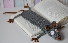 Amigurumi | Leseratte | DIY | Lesezeichen | kostenlose Anleitung | benbino | häkeln | crochet | www.benbino.com |