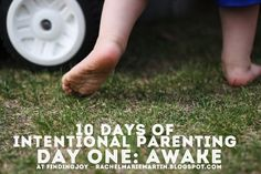 Awake - Ten Days of Intentional Parenting