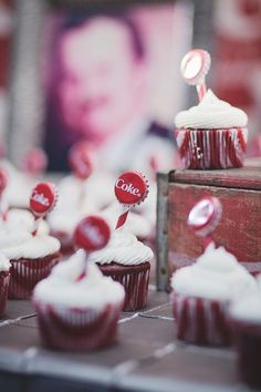 Callie and Spencer's Coca-Cola Themed Wedding at Georiga Rustic Wedding Venue - Fritz Farm