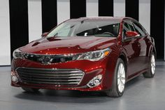2015 Toyota Avalon will maintain the current volume of 3.5L V6 engine
