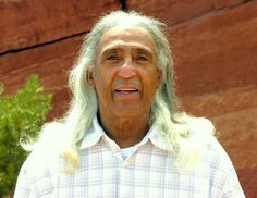 Kenneth Little Hawk, a wise and caring Native American Storyteller of the old ways of the Mi'kmaq people, a First Nations (Native American) people, indigenous to northeastern New England, Canada's Atlantic Provinces