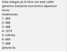 Iphone 5s, Iphone Repair, Math Equations