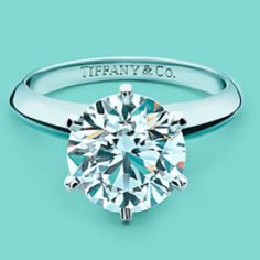 All girls love Tiffany's.