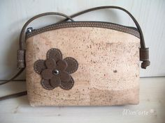 Cork bag Vegan by MimarteCork on Etsy, $48.00