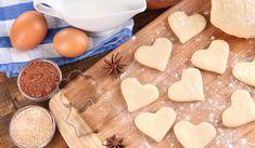 receta de polvorones, recetas faciles de galletas