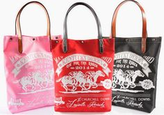 e11a93ce08 Celebrate the 2014 Kentucky Derby with one of these fabulous tote bags If  you are not familiar with Rebecca Ray Designs