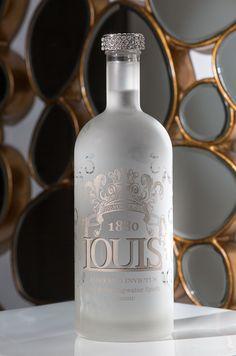 Louis1880Classic Vodka Bottle, Spirit, Drinks, Lush, Home Decor, Vodka, Beverages, Decoration Home, Drink
