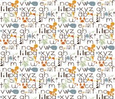 If By Ocean - ABeachC's fabric by ttoz on Spoonflower - custom fabric