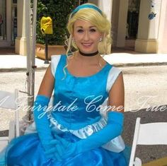 Make your next event or party MAGICAL! Princess Parties for the Palm Beaches FL and surrounding. www.AFairytaleComeTrue.com