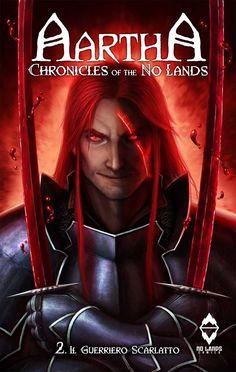 Aartha, Chronicles of the No Lands n.2 Pedro M. Andreo Xabi Gaztelua #fantasy #nolands #aartha