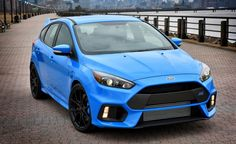 2016 Ford Focus RS: All the Tech Details You Could Ever Want