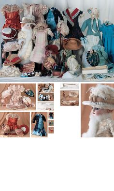 Theriault's Antique Doll Auctions ~ Extraordinary French Bisque by Jules Steiner