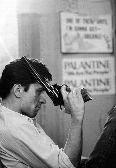 De Niro.  photo by Steve Schapiro.