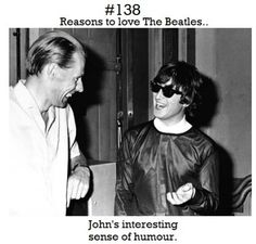 Tagged: reasons to love the beatles