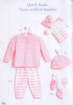 Patons 5000 A Complete Wardrobe of handknits for Baby Baby Boy Knitting Patterns Free, Love Knitting, Knitting Paterns, Knitting Books, Knitting For Kids, Baby Patterns, Beginner Knitting, Knit Patterns, Knitting Projects