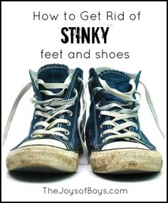 How to Get Rid of Stinky Feet and Shoes - Natural Remedies that work. Maybe this will help my husbands very stinky slippers. Foot Remedies, Natural Remedies, Get Rid Of Stinky Feet, Stinky Shoes, Foot Odor, Feet Care, How To Get Rid, Sports Shoes, Just In Case