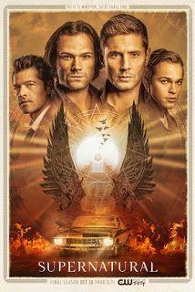 Assistir Supernatural 15ª Temporada Assistir Seriados Series