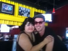 I met Fitz & The Tantrums at BFD 2013. My favorite band. Awesome!!!