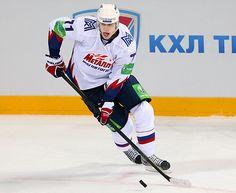 Evgeni Malkin, Metallurg Magnitogorsk (KHL)