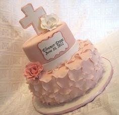 I love that bottom cake! Looks super easy!!!