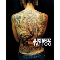 The second book in an ongoing series from the seminal West Coast art and culture magazine, Juxtapoz Tattoo focuses on a subject very dear to the inked hearts of its readers.