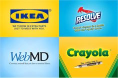 The Ugly Truth - what brand taglines should really say!