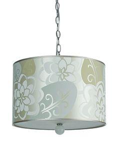 Candice Olson Lighting Hanging Pendant Lamp at MYHABIT  Like the soft blue grey