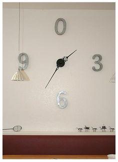 Tuesday Tutorial: DIY Wall Clock - Indie Fixx