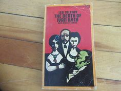 Vintage Paperback Book The Death of Ivan Ilych by Leo by TFSloan