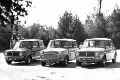 1972 Mini range