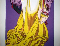 Afiche Leslie Carter (Alfons Mucha). #afiche #diseño #dibujos #pintura #mucha #alfonsmucha #modernismo