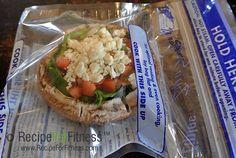 Recipe for Fitness: Champion Nutrition Recipe of the Week - Stuffed Portabello Mushroom