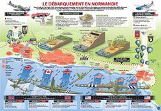 ⌛️ 6 juin 1944 : débarquement allié en Normandie