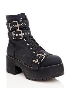 bfb338a630 Current Mood Buckle Buddy Boots ...strap in N get down to bizness