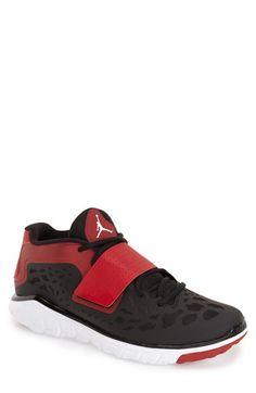 NIKE 'Jordan Flight Flex Trainer 2' Sneaker (Men). #nike #shoes #platform #sneakers #round toe #lining