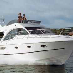 Galeon 390 Fly motorboat from Galeon Boats for charter on Murter Island, Croatia