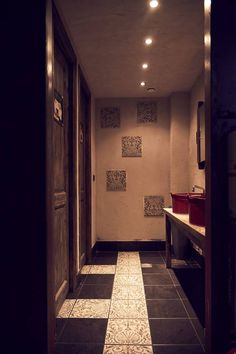 6cb66c5c0596 Warehouse wine bar in Athens, Greece Vintage tile Interior designer Stella  Andrikopoulou Photographer Olga Amiridou