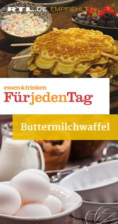 Buttermilchwaffeln - Essen trinken The Effective Pictures We Offer You About Easter Recipes Dessert A quality picture c - Best Pancake Recipe Fluffy, Pancake Recipe With Yogurt, Homemade Buttermilk Pancakes, Pancake Recipes, Dairy Free Pancakes, Pancakes Easy, Dessert Simple, Clean Eating Pancakes, Whole30